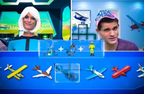 טיסות הצלה עם לירון איש האווירון